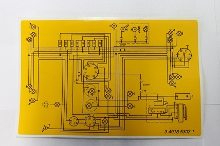 zetor aufkleber zetor spare parts at agrapoint com 4 Cylinder Car Engine Diagram