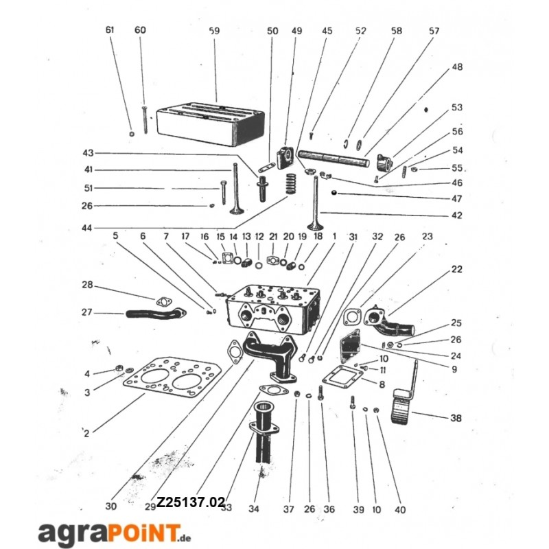 zetor-gasket-z2513702