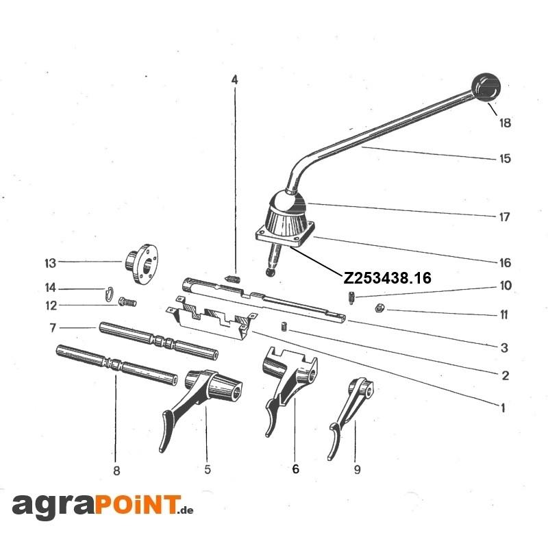 zetor-gasket-z25343816